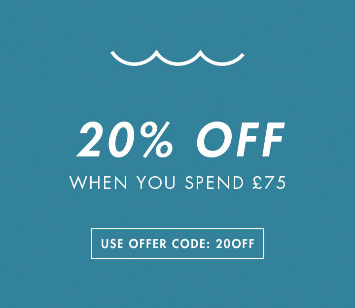 20% Off When You Spend £70