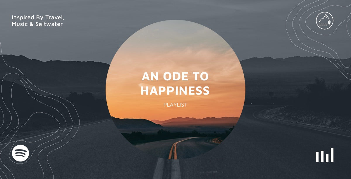 An ode to happiness playlist