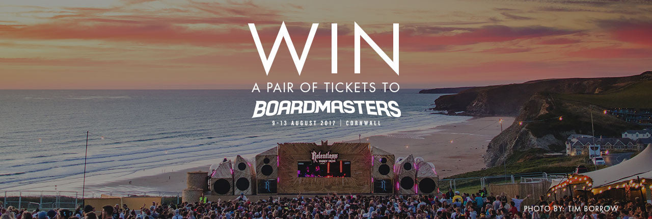 Passenger Clothing and Boardmasters Competition