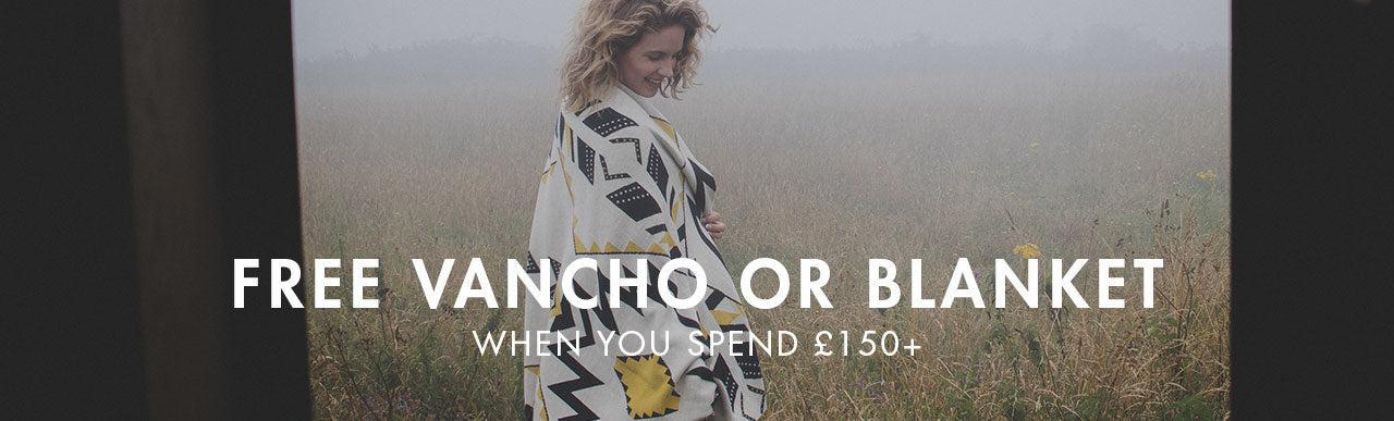 Free Blanket When You Spend £150