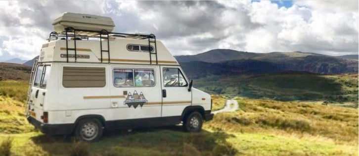 BEST PLACES TO VISIT IN A CAMPERVAN UK