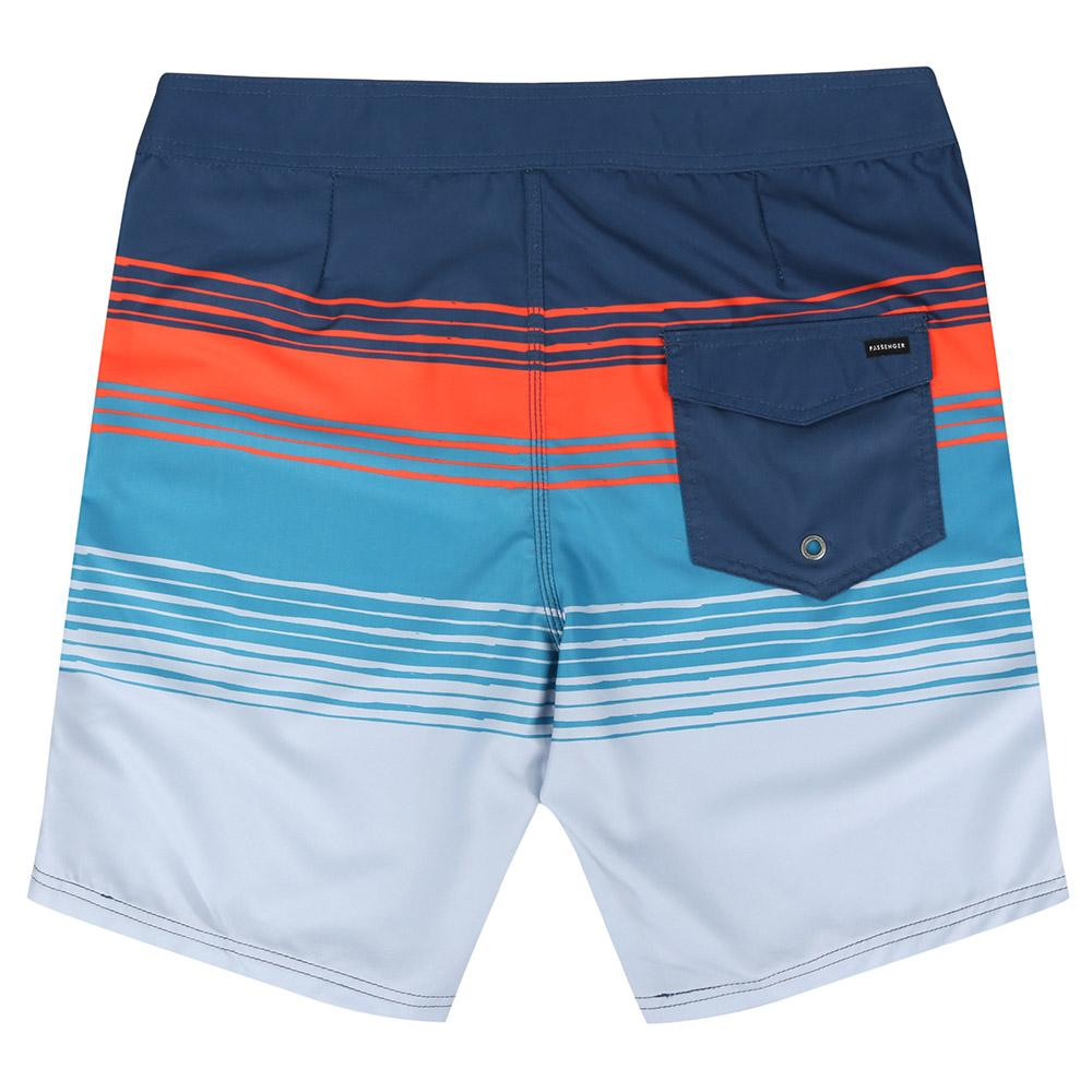 Hazed Boardshorts back