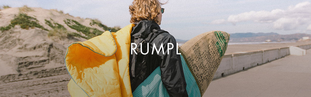 Rumpl Blankets Bring Warmth Anywhere