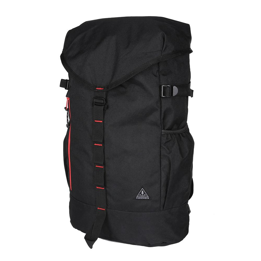 The Rambler Rucksack Black