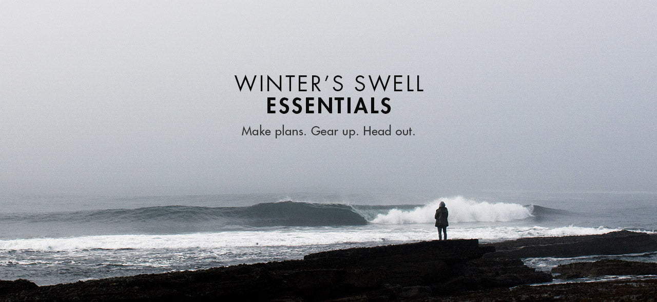 Womens Winter Swell Essentials