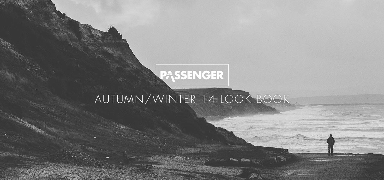 passenger clothing Autumn / Winter 2014 collection