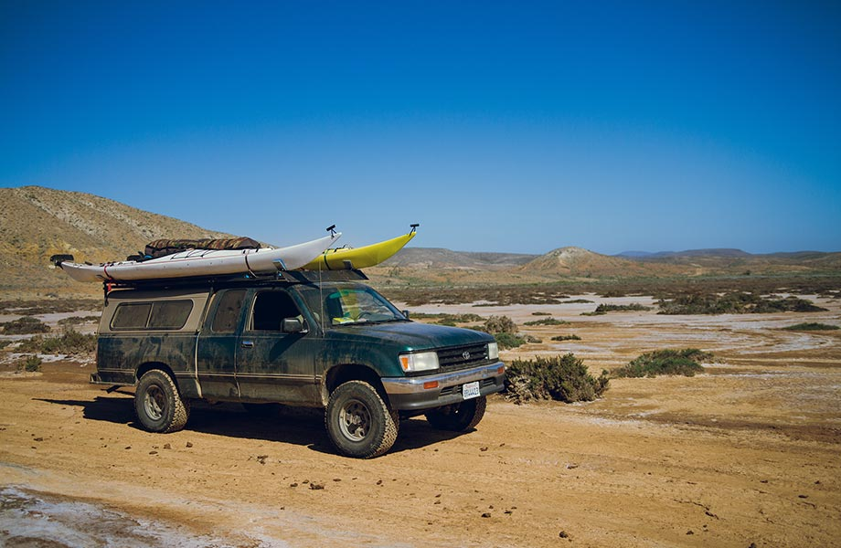 Off The Grid in Baja