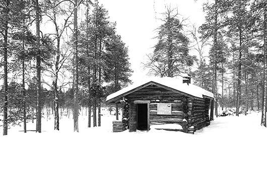 Cabins – The Wanderer's Hotel