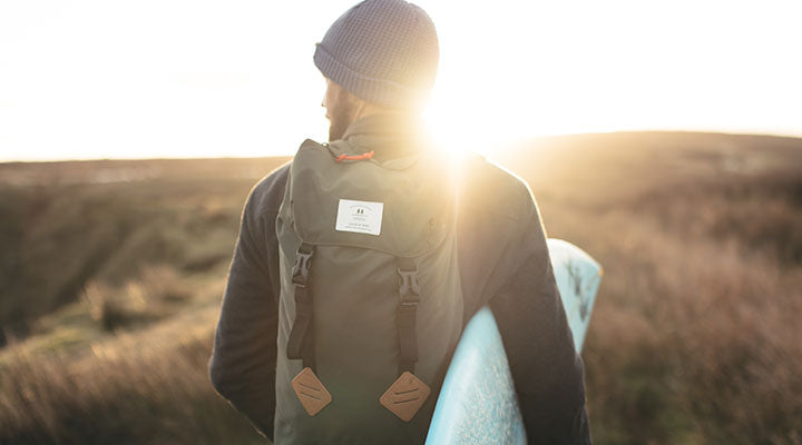 Introducing The Pioneer Backpack