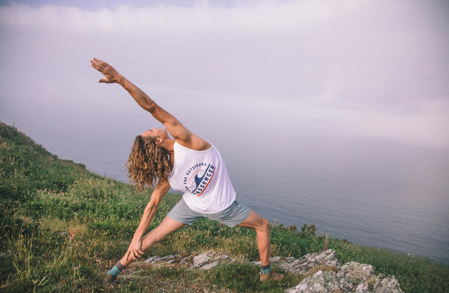 Finding Breath | Yoga in the wild