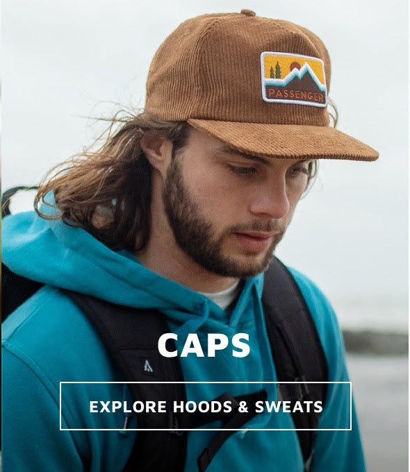 Caps and headwear for the journeys to come