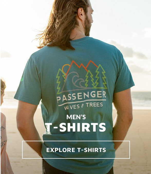 T-Shirts inspired by travel