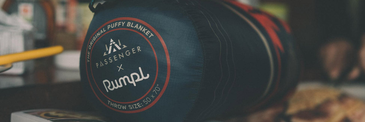 Rumpl x Passenger Adrift Throw