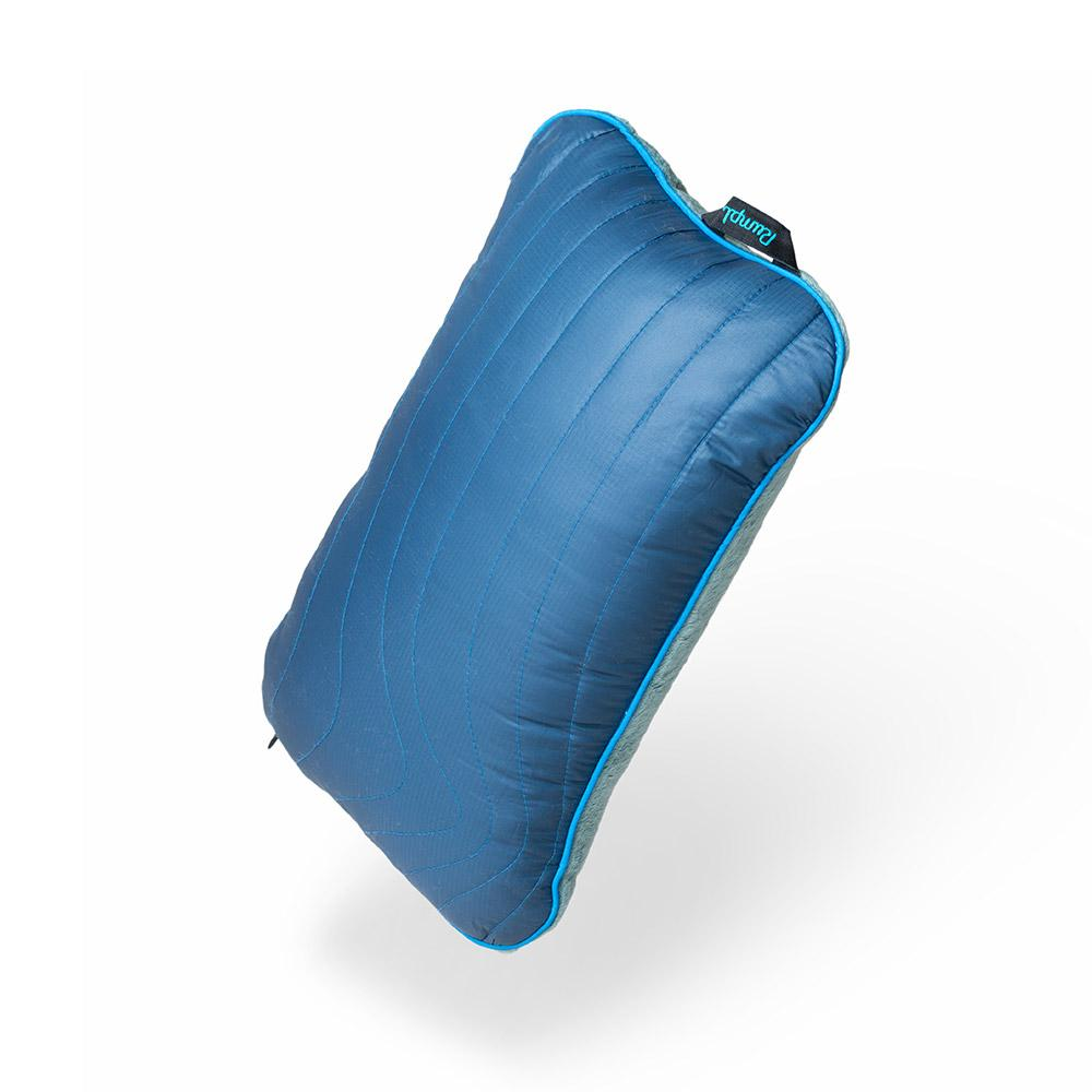 RUMPL ORIGINAL PUFFY FLEECE PILLOW - DEEPWATER