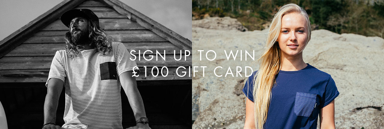 Passenger Clothing Sign up to be in with a a chance to win