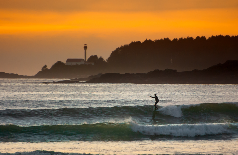 Places Close To Home - Tofino