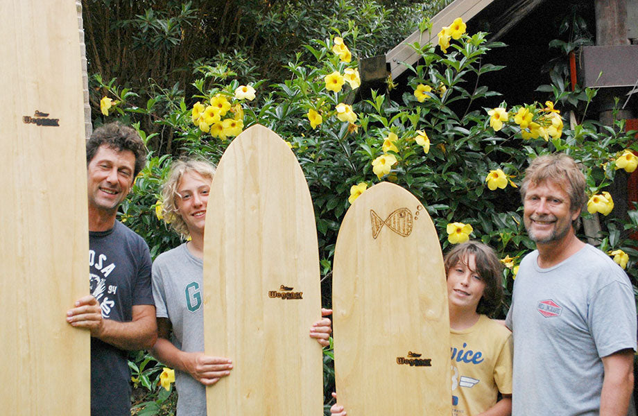 Interview with Surfboard Shaper Tom Wegener