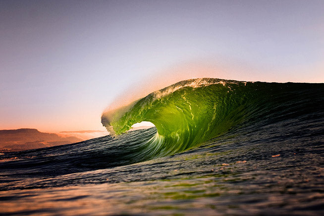 beautiful wave
