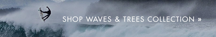 Shop Waves & Trees Collection