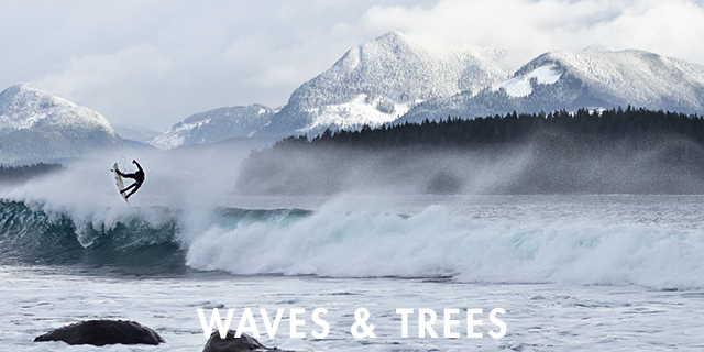 Gifts for Waves & Trees