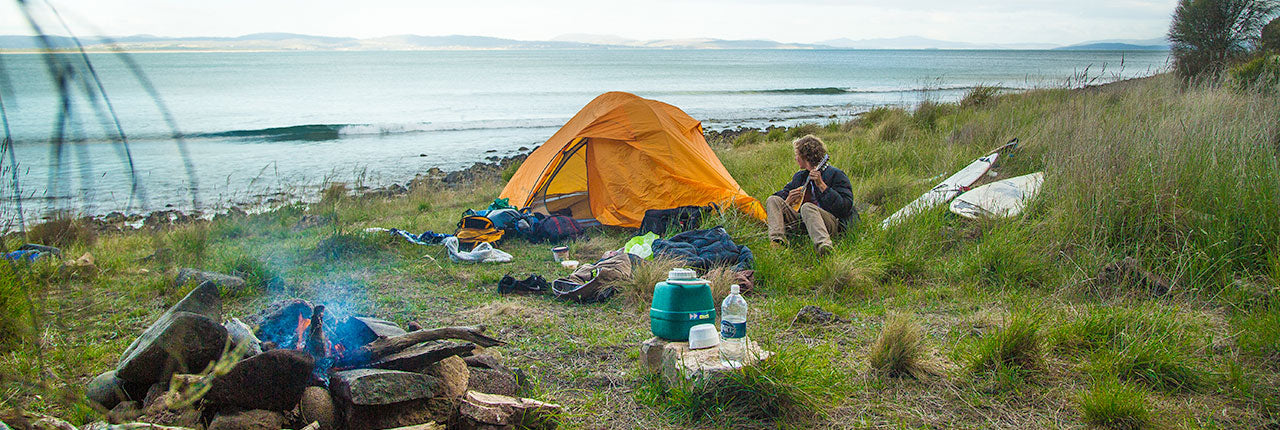 Wild camping around the UK - The Bare Essentials