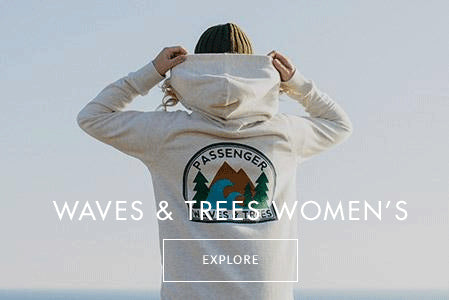 Waves and Trees Women's collection