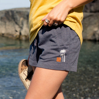 Shoreline Shorts - Blue Nights