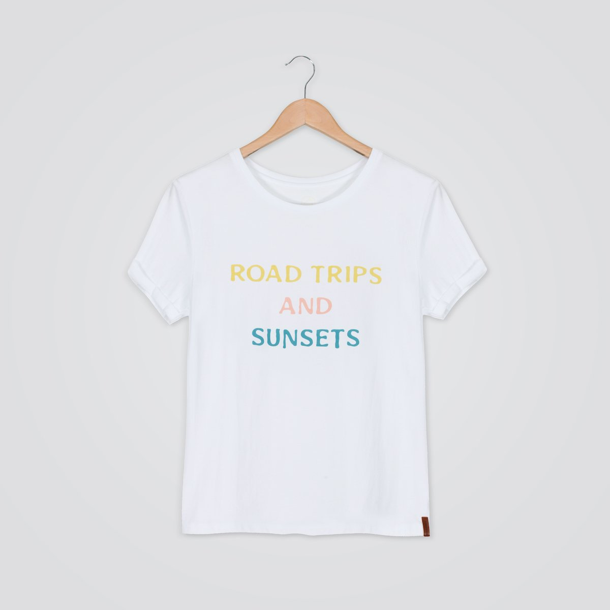 Perspective T-Shirt - White image 2