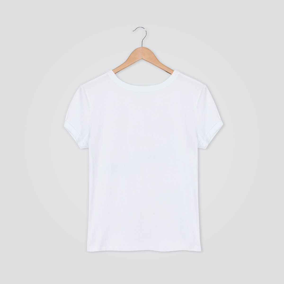 Perspective T-Shirt - White image 4