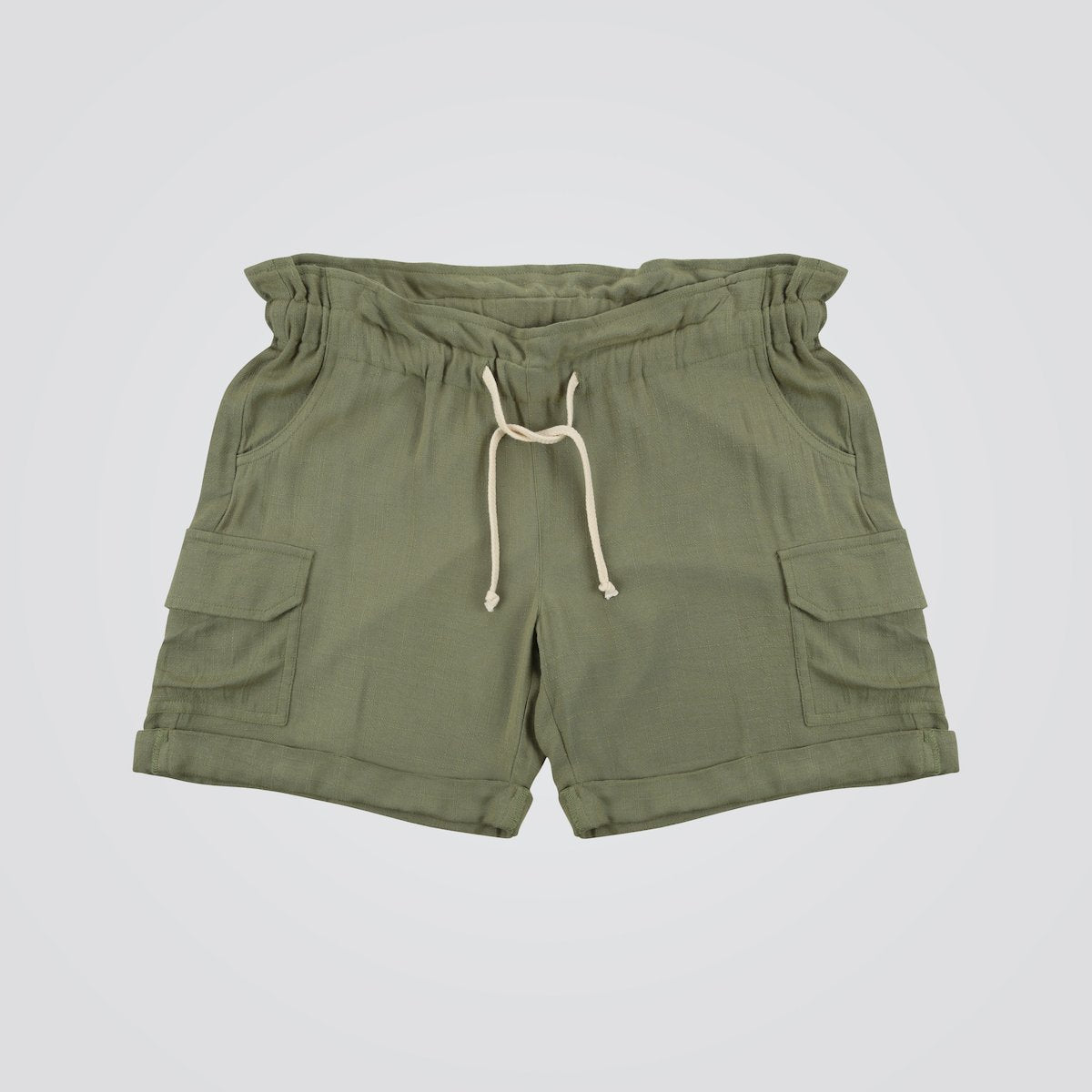 Searcher Shorts - Green image 5