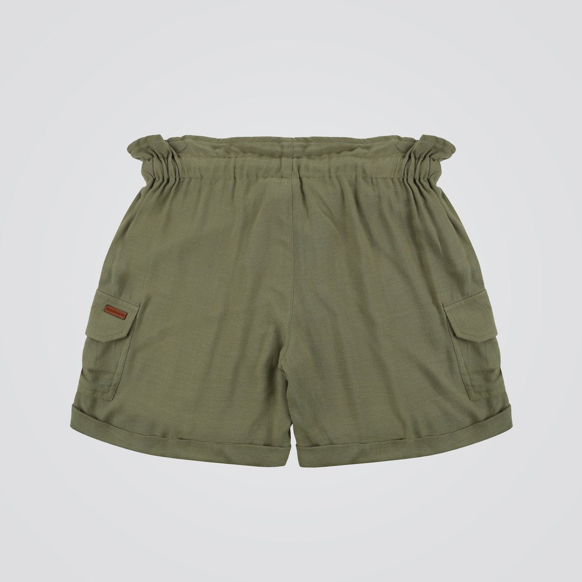 Searcher Shorts - Green image 4