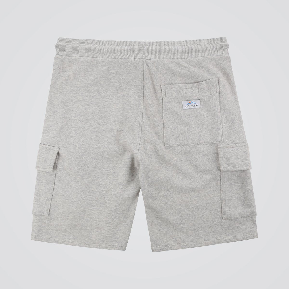 Tourer Jog Shorts - Grey Marl image 8