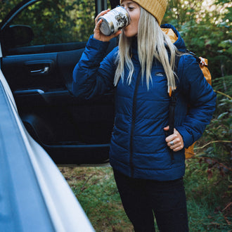 Jackpine Insulated Jacket - Navy