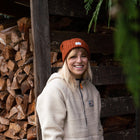 Stoke Bobble Hat - Rust
