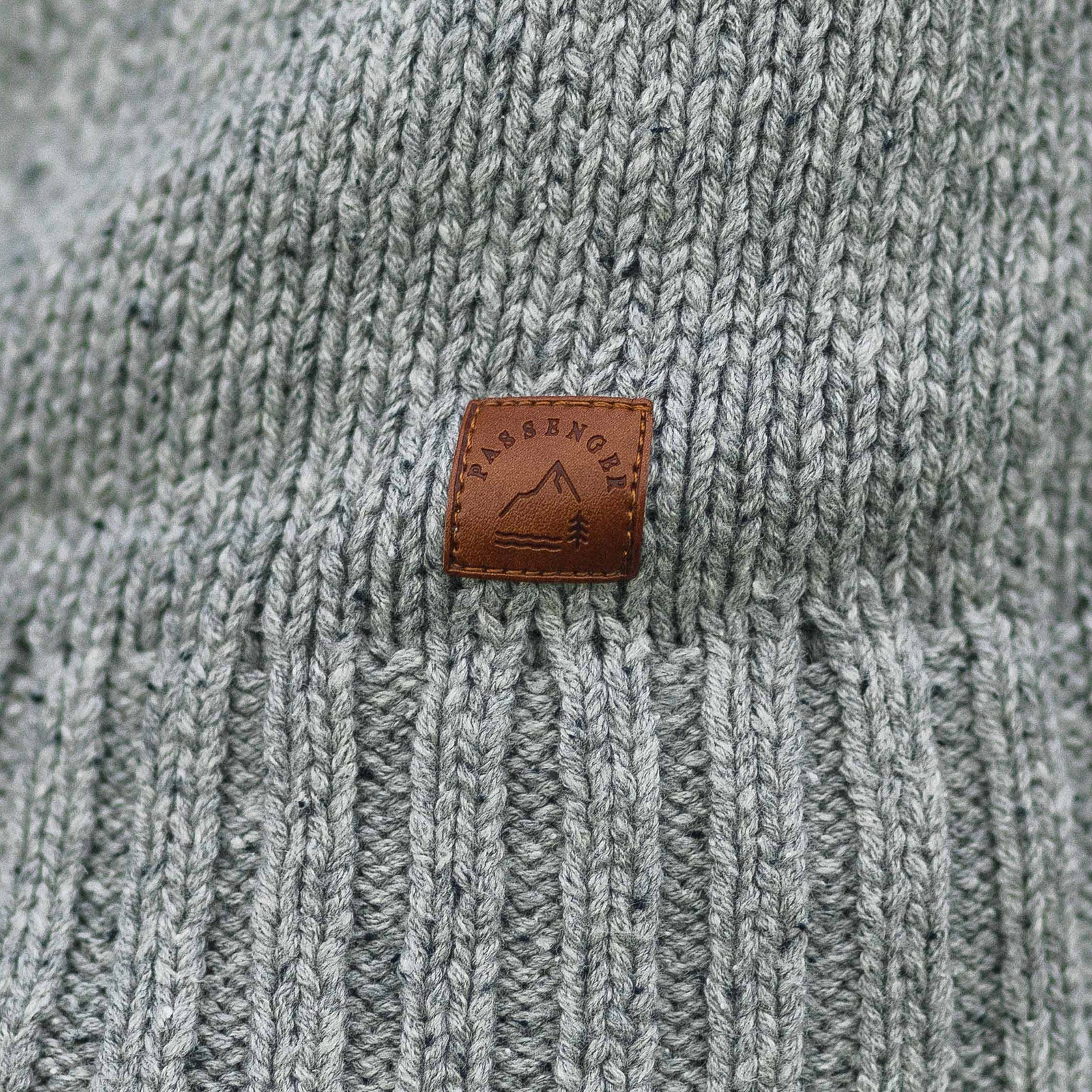 Highbanks Knitwear - Grey Fleck image 3