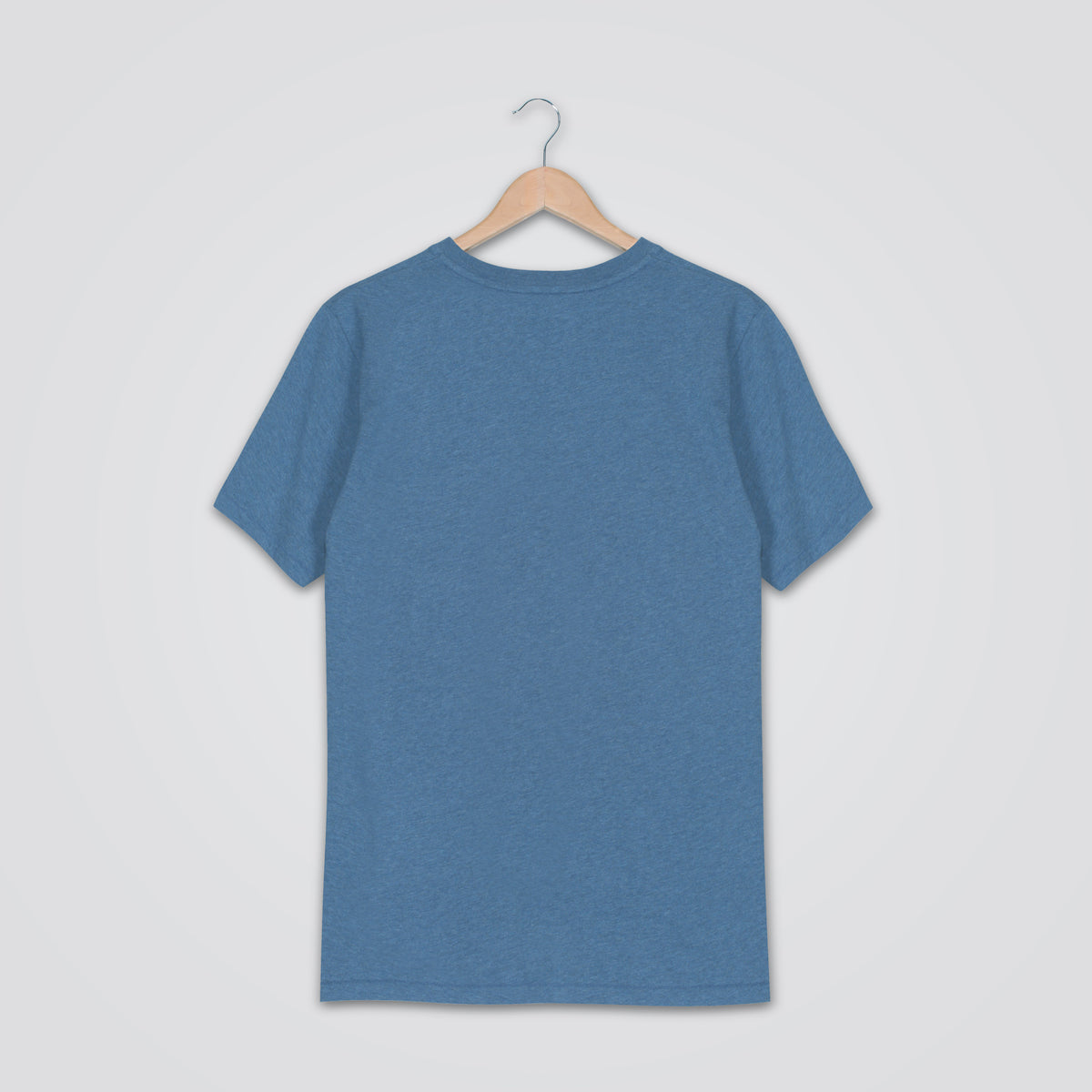 Everyday T-Shirt - Dark Denim Marl image 8