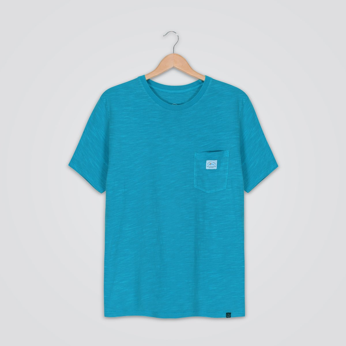 Everyday T-Shirt - Lake Blue image 2