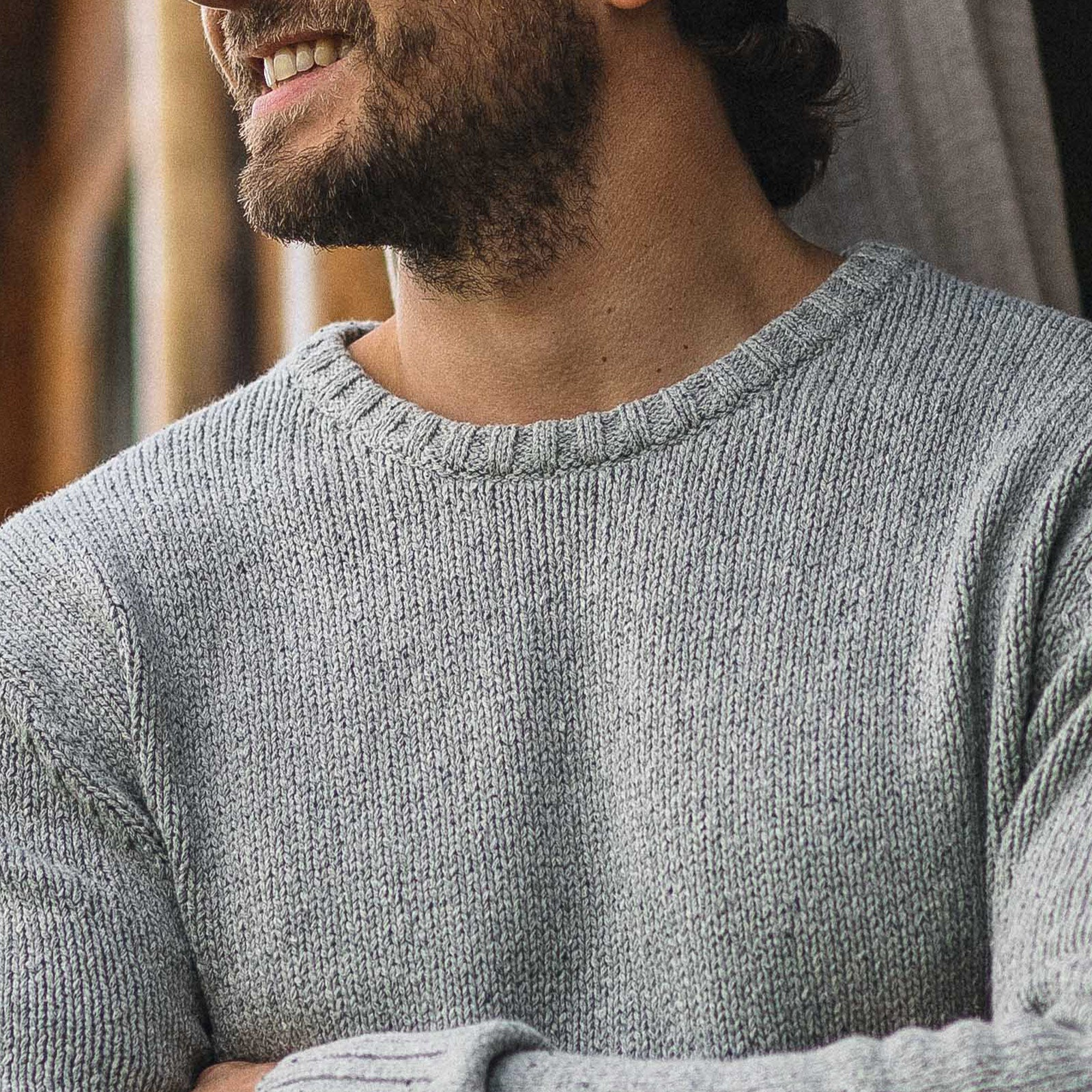 Highbanks Knitwear - Grey Fleck image 7