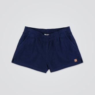 Sunpass Cord Shorts - Blue