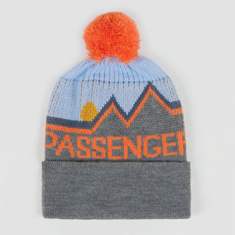 Barn Bobble Beanie - Multi