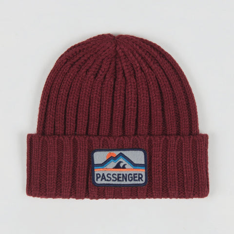 Brookings Beanie - Burgandy
