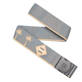 Arcade Blackwood Belt - Moody Blue Palms