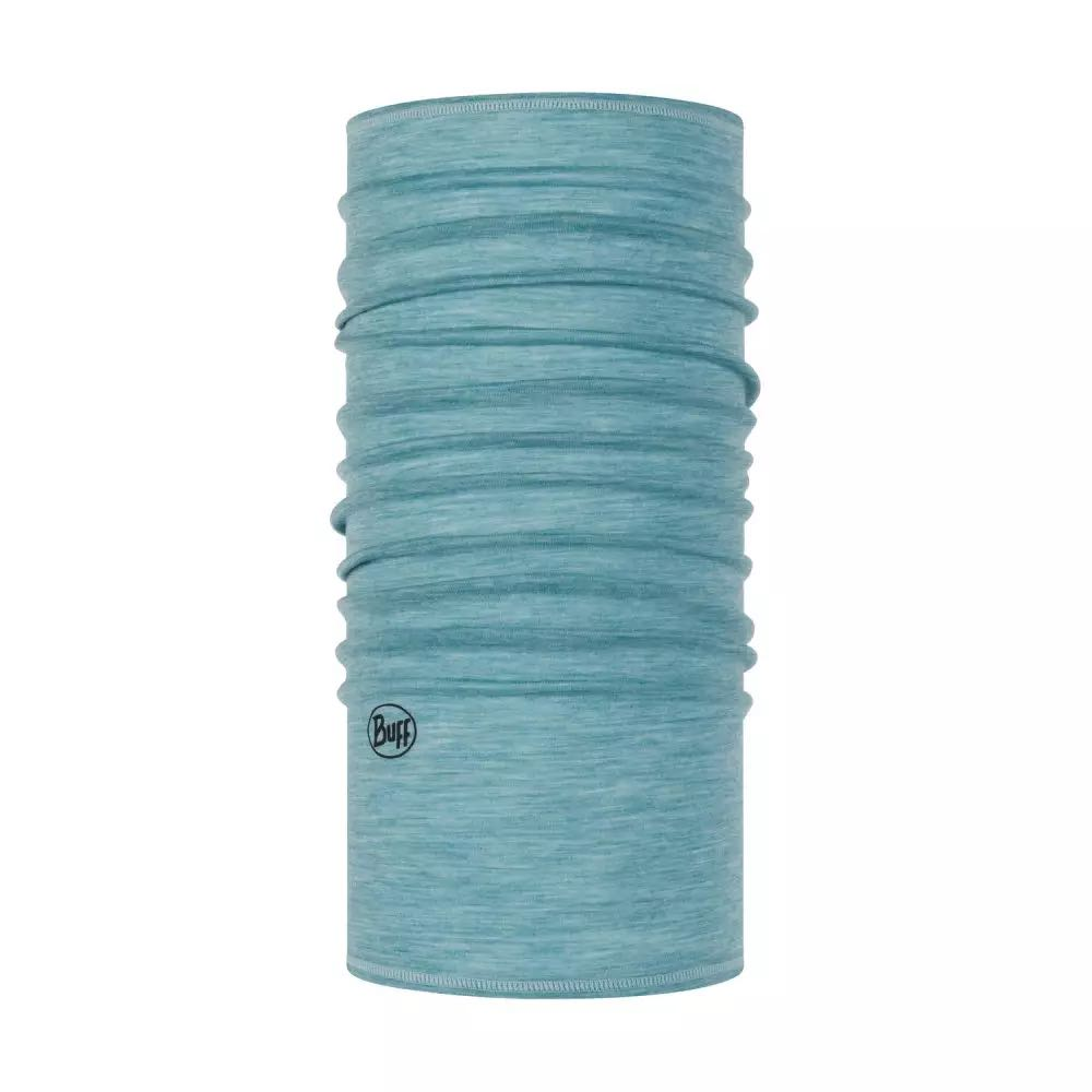 Buff Neckwear Lightweight Merino Wool - Solid Pool image