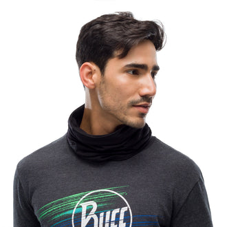 Buff Neckwear - Lightweight Merino Wool Black