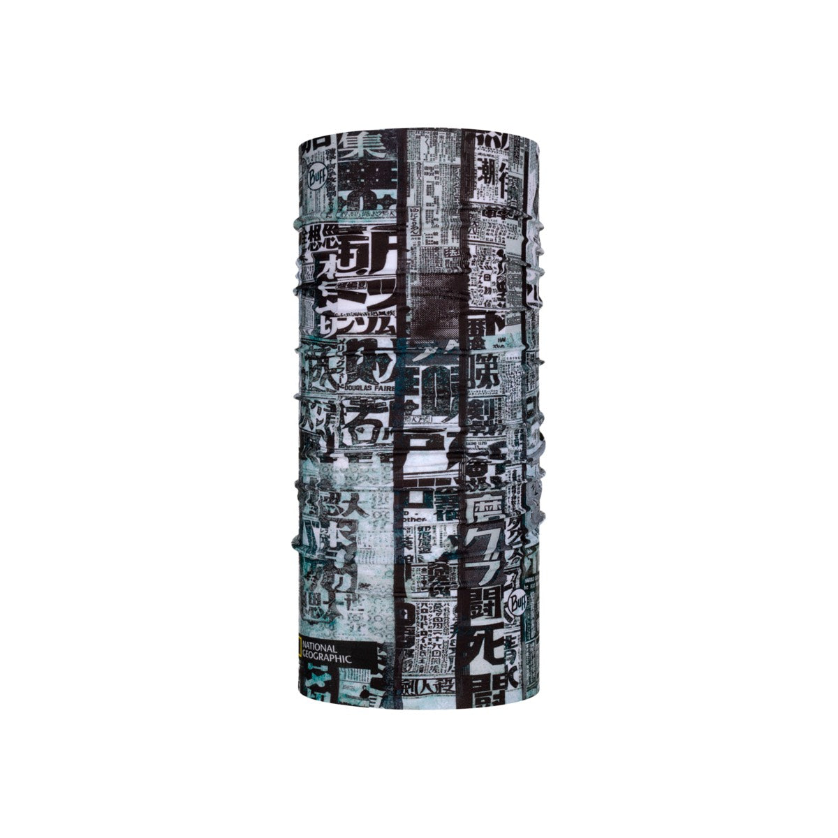 Buff Neckwear - National Geographic Osu Grey image