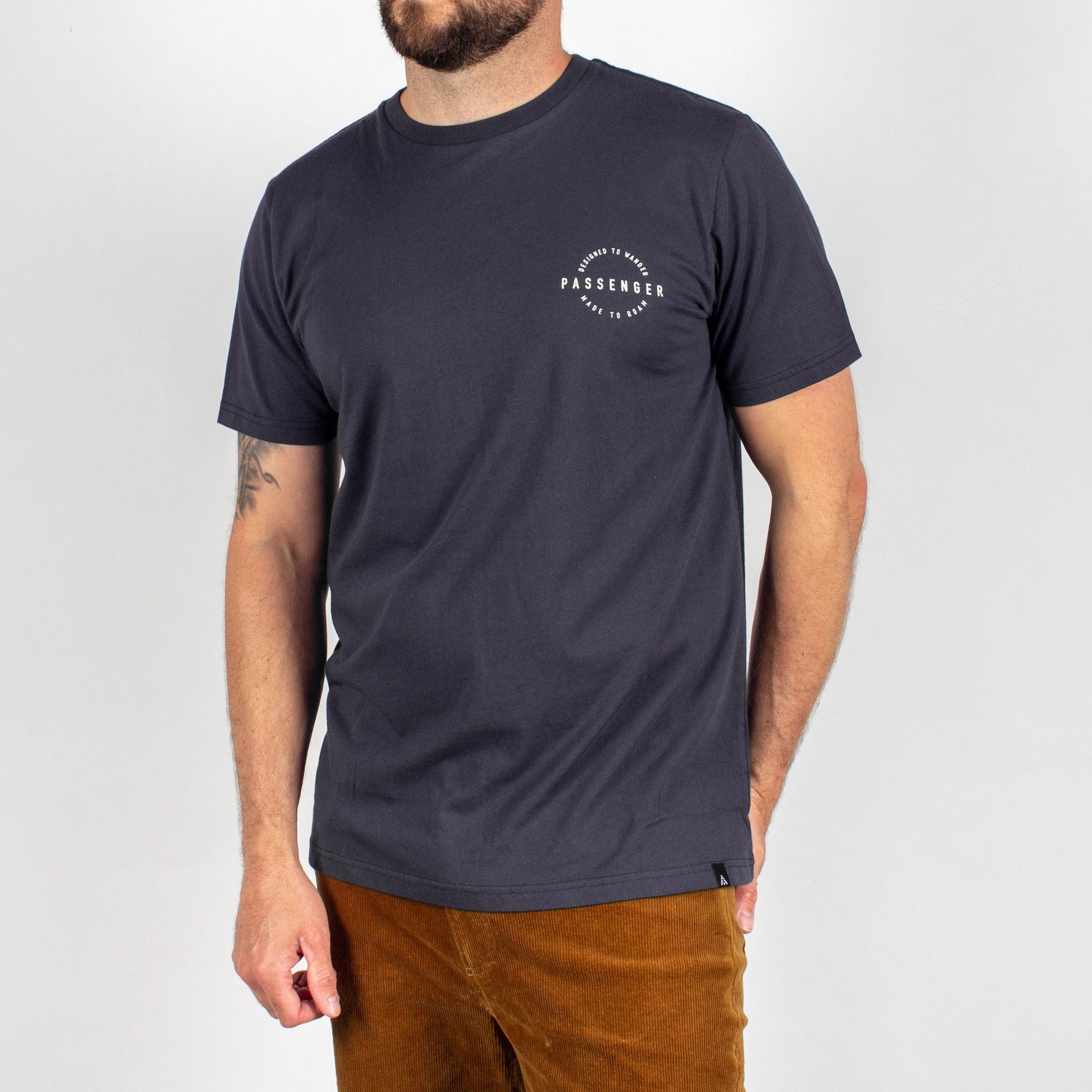 Campground T-Shirt - Blue Nights Navy image 2