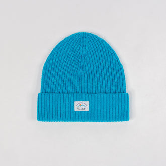 Compasses Beanie - Blue Nights Navy