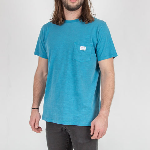 EVERYDAY T-SHIRT - LAKE BLUE