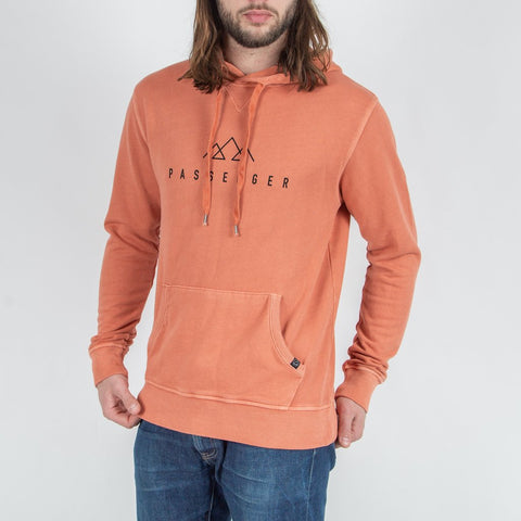 PLANTER HOODIE - MANGO ORANGE