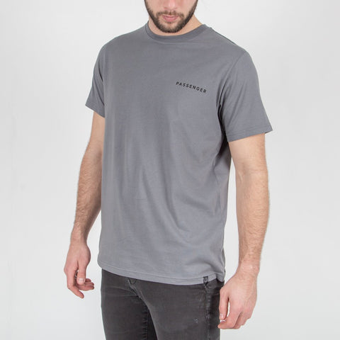 FOSTER T-SHIRT - GREY